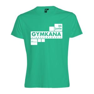 Camiseta Gymkana