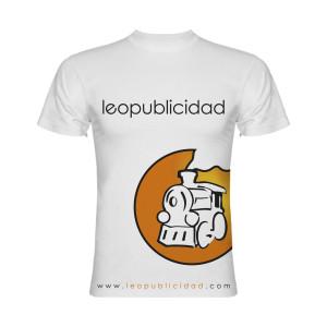Camiseta Leopublicidad