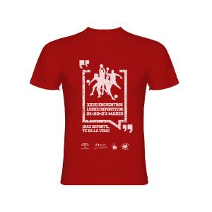Camiseta ludica