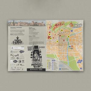 Mapa NAF